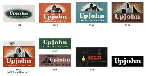 The Upjohn Company Wordmark