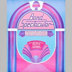 Band Spectacular Jukebox poster