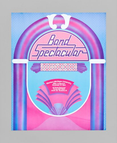 Band Spectacular Jukebox poster