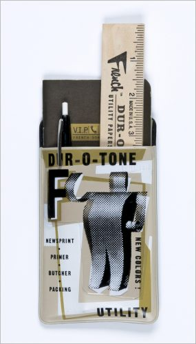 French Dur-O-Tone Pocket Protector