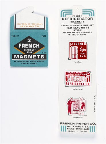 French Refrigerator Magnets