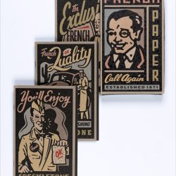 """French Paper """"Call Again"""" Swatchbook Set"""