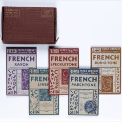 French Paper Swatchbook Boxed Set