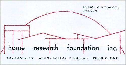 Home Research Foundation Identity