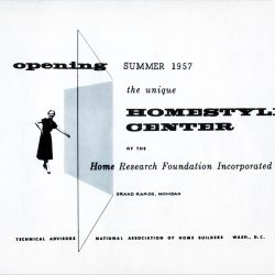 Homestyle Center Ad