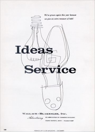 Ideas Service Ad