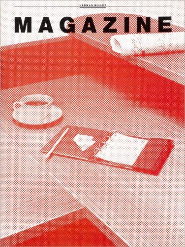 Herman Miller 1986 Magazine