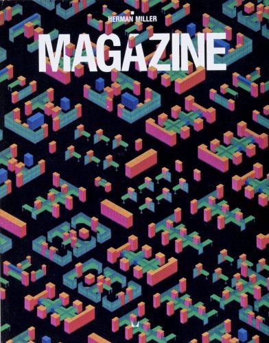 Herman Miller 1988 Magazine