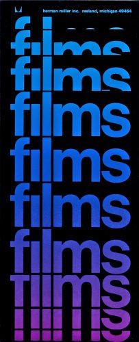 Films Flier