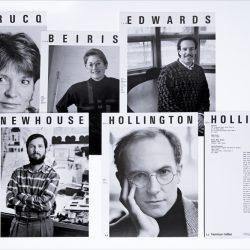 Herman Miller Product Designers, 1989