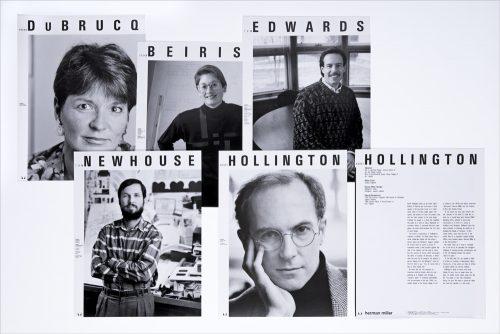 Designer Biographies