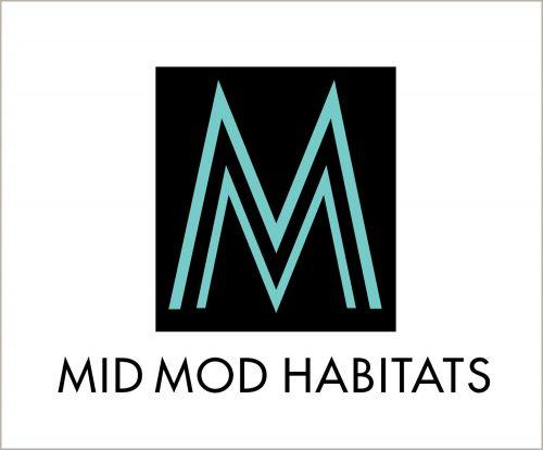 Mid Mod Habitats Logo