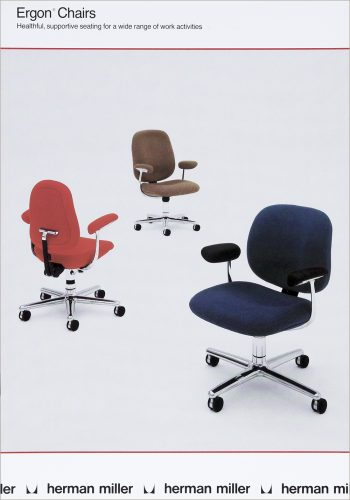 Ergon Chairs Overview