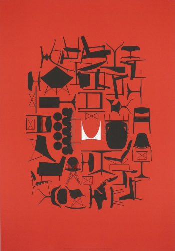 Herman Miller Seating Advertisement