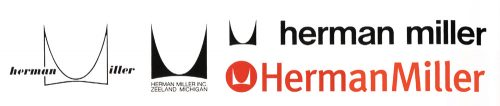 Herman Miller Logo and Wordmark