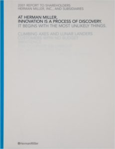 Innovation is a Process of Discovery