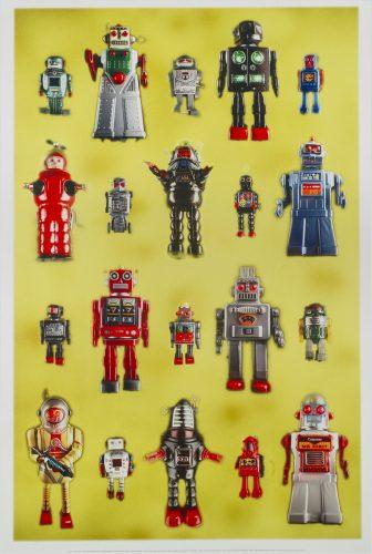 Twenty Robots