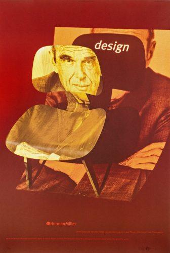 Eames Design Poster