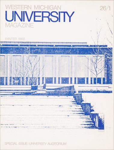 University Magazine 26/1