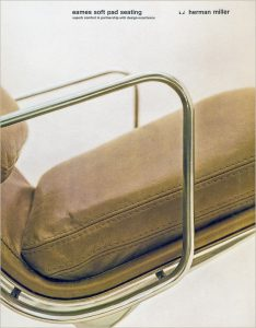 Eames Soft Pad Seating Folder