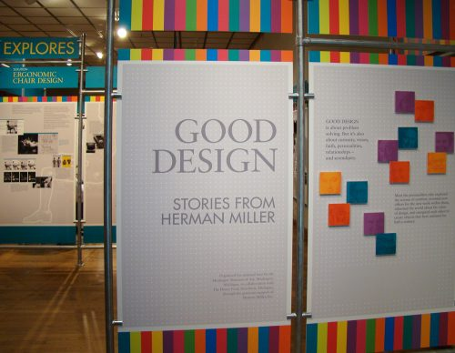 Good Design: Stories from Herman Miller