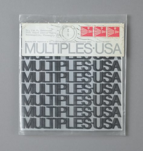 Multiples USA Invitation