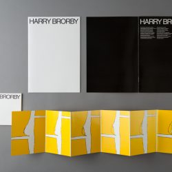 Harry Brorby Exhibition Catalog