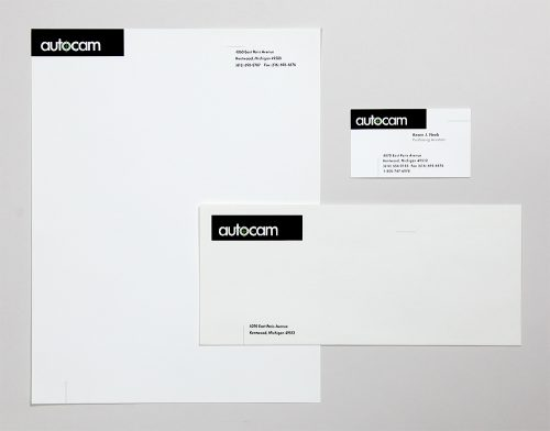 Autocam Stationery System