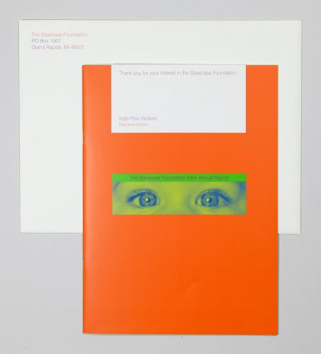 Steelcase Foundation 1994 Annual Report