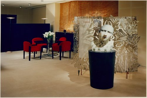 Steelcase Neocon 1991 Showroom
