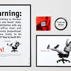 IFMA Aeron Chair Product Launch