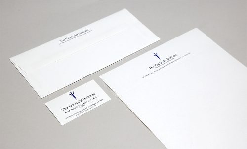 VanAndel Institute Stationery System
