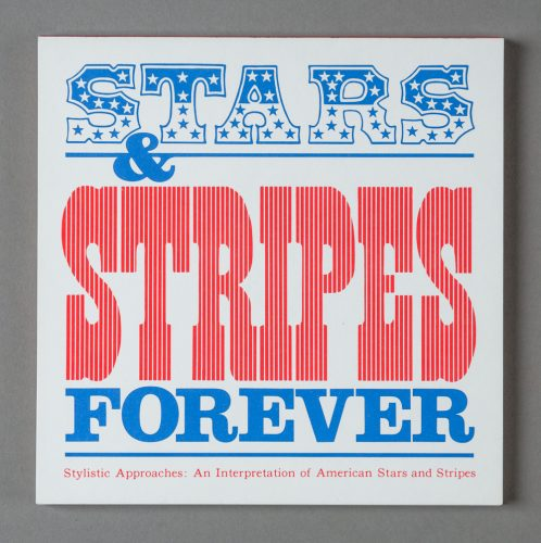Stars and Stripes Forever Notepad