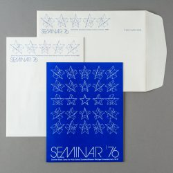 Seminar '76 Music Camp Application and Letterhead