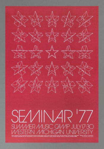 Seminar '77 Music Camp Announcement