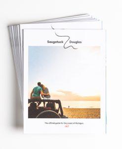Saugatuck/Douglas: the official guide