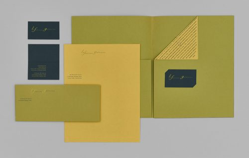 LaFontsee Galleries Identity