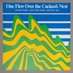 One Flew Over the Cuckoo's Nest Theatre Poster