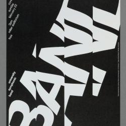 University Symphonic Band Concert Poster