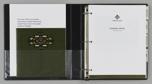 Marigold Lodge 2005 Standards Manual