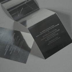 Creative Library Exhibition Invitation
