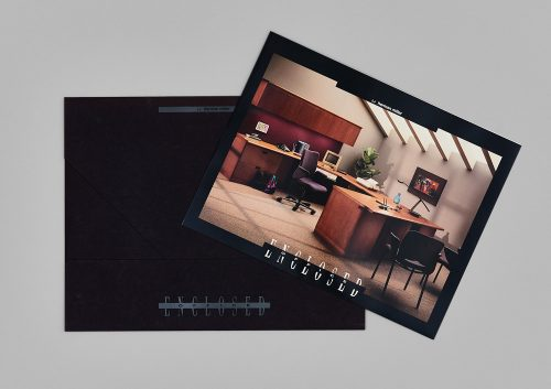 Enclosed Office Photograph Package