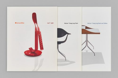 Herman Miller Product Information Sheets