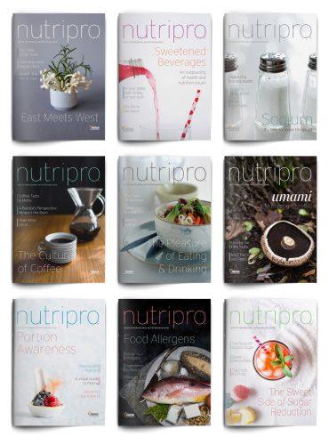 Nutripro magazines