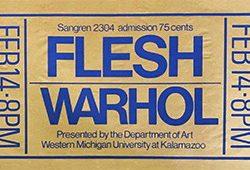 Flesh Film Ticket