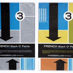 French Stack O' Packs Packaging Promotion