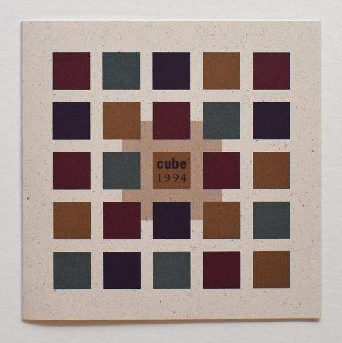 Cube Award Program 1994