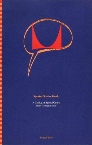 Speaker Service Guide