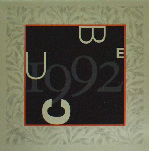 Cube Award Program 1992