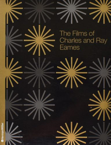 The Films of Ray ad Charles Eames VHS Sleeve